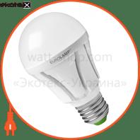 LED лампа TURBO A60 10W E27 3000K Eurolamp