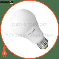 LED лампа A60 10W E27 3000K Eurolamp