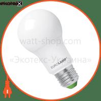 LED лампа A60 10W E27 4000K Eurolamp