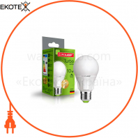 Классическая светодиодная EUROLAMP LED Лампа TURBO А60 10W E27 4000K