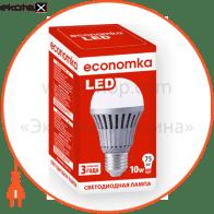LED A60 10W E27/840 Экономка светодиодные лампы экономка led лампа economka led a60 10w экономка
