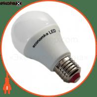 LED лампа Economka LED A60 10w E27-2800