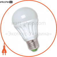 EUROLAMP LED Лампа керамік A60 11W E27 2700K (50)