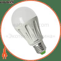 LED лампа A60 11W E27 4100K Eurolamp