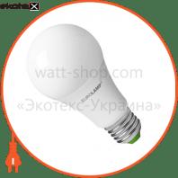LED лампа A60 12W E27 3000K Eurolamp