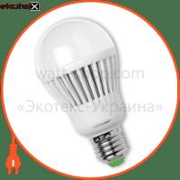 LED лампа A60 E27 6,5W 2700K Eurolamp
