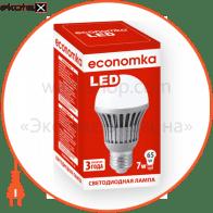 LED A60 7W E27/840 Экономка светодиодные лампы экономка led лампа economka led a60 7w экономка
