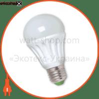 LED лампа A60 7W E27 4100К Eurolamp
