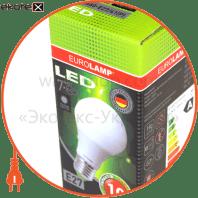 led лампа a60 e27 7w 2700k eurolamp светодиодные лампы eurolamp Eurolamp LED-A60-E27/27(P)