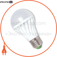 LED лампа A60 8W E27 2700К Eurolamp