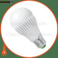 LED лампа A65 13W E27 4000K Eurolamp