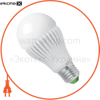 LED лампа A65 15W E27 3000K Eurolamp