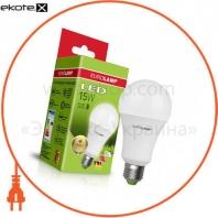 """EUROLAMP LED Лампа ЕКО серія """"D"""" A70 15W E27 3000K (50)"""