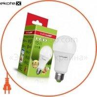 """EUROLAMP LED Лампа ЕКО серія """"D"""" A70 15W E27 4000K (50)"""