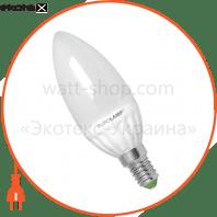 EUROLAMP LED Лампа BOHEMIA Candle 5W E14 3000K (100)