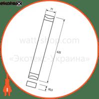 eurolamp led світильник лінійний ip65 17w 4000k (0.6m) светодиодные светильники eurolamp Eurolamp LED-FX(0.6)-17/41