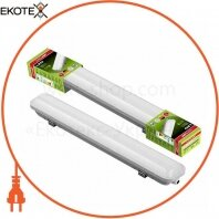 Светодиодный EUROLAMP LED Светильник линейный IP65 18W 5000K (0.6m)