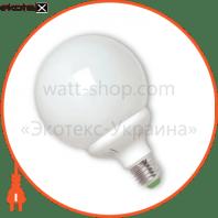 LED лампа G120 9W E27 2700К Eurolamp