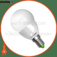 """EUROLAMP LED Лампа ЕКО серія """"D"""" G45 5W E14 3000K"""