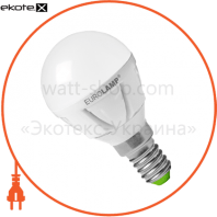 LED TURBO G45 7W E14 3000K (50)