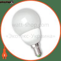 LED лампа G45 2,5W E14 2700К акція 2шт. мультипак Eurolamp