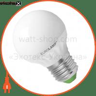 EUROLAMP LED Лампа BOHEMIA G50 6W E27 3000K (100)