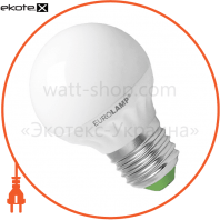 EUROLAMP LED Лампа BOHEMIA G50 6W E27 4200K (100)