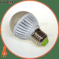 LED лампа G50 Globe white 5W E27 2700K Eurolamp