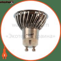 led лампа mr16  4.8w gu10 2700k eurolamp светодиодные лампы eurolamp Eurolamp LED-HP-GU10/27