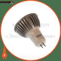 led лампа mr16  4.8w gu5.3 2700k eurolamp светодиодные лампы eurolamp Eurolamp LED-HP-GU5.3/27