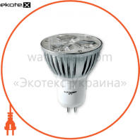 LED лампа MR16  4.8W GU5.3 2700K Eurolamp