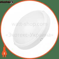 EUROLAMP LED Светильник круглый накладной ЖКХ 6W 4000K