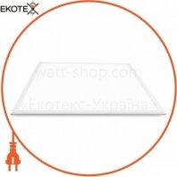 Светодиодный Промо-набор EUROLAMP LED Светильники 60*60 (панель) белая рамка 36W 6500K 2в1