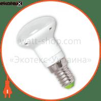 EUROLAMP LED Лампа алюм. R39 3,3W E14 2700K (100)