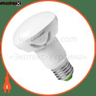 LED лампа TURBO R63 8W E27 4000K Eurolamp