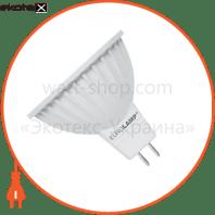 LED лампа MR16 5W GU5.3 3000K Eurolamp