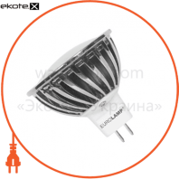 "EUROLAMP LED Лампа ЭКО серия ""D"" SMD MR16 7W GU5.3 3000K"