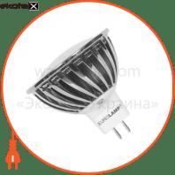 LED лампа MR16 7W GU5.3 3000K 220V Eurolamp