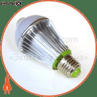 LED лампа А60 8W + 360' Eurolamp