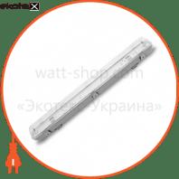 EUROLAMP LED Светильник для ламп LED T8x2 (0.6m) (10)