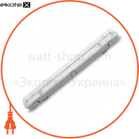 EUROLAMP LED Світильник для ламп LED T8x2 (0.6m) (10)