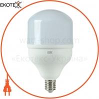 Лампа LED ALFA HP 60Вт 230В 6400К E27/E40 UA IEK