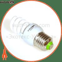 t2 spiral 9w 4100k e27 энергосберегающие лампы eurolamp Eurolamp LN-09274