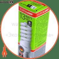 LN-13272 Eurolamp энергосберегающие лампы eurolamp t2 spiral 13w 2700k  e27