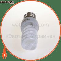 t2 spiral 13w 2700k  e27 энергосберегающие лампы eurolamp Eurolamp