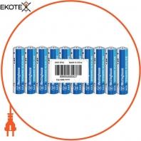Щелочная батарейка Westinghouse Dynamo Alkaline AAA / LR03 10шт / уп shrink