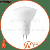 Лампа світлодіодна ЕВРОСВЕТ 6Вт 4200К G-6-4200-GU5.3
