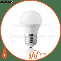 Лампа світлодіодна ЕВРОСВЕТ 5Вт 4200К Р-5-4200-27 E27