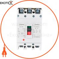 Автоматический выключатель ENERGIO M1-250L 3P 125A 35кА
