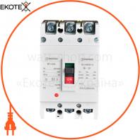 Автоматический выключатель ENERGIO M1-125L 3P 63A 35кА